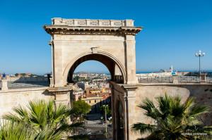 aus der Altstadt von Cagliari