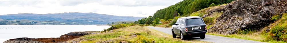Range auf der Isle of Mull