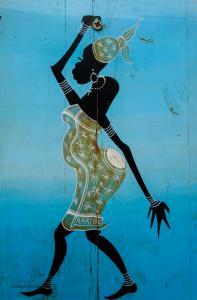1 20171102-DSC 0168-Massai-Zeichnung schwarze Frau