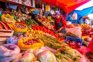 Markt von La Quiaca