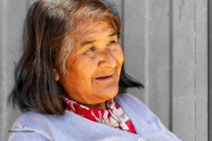 Frau in Susques