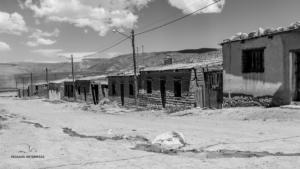 Arbeiterdorf der Mina Pirquitas