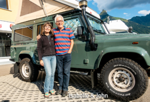 Isabelle&John