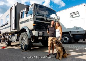 Jacqueline&Pekka mit Soleio