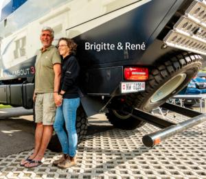 Brigitte&René