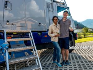 Gillian&Elmar